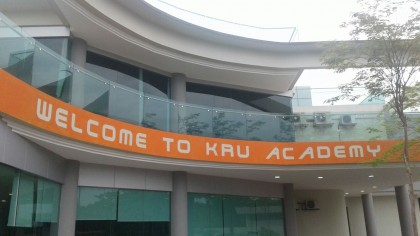 1. welcome to kru academy