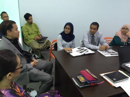 2. meeting bersama dato norman